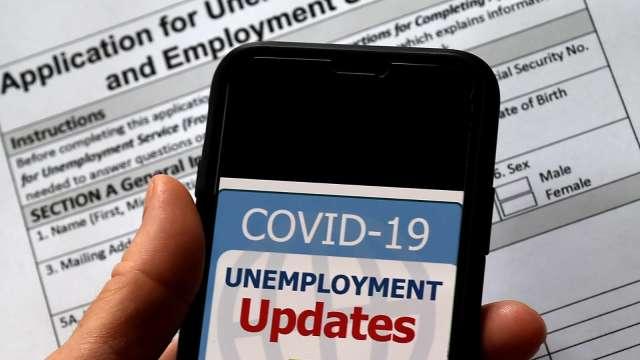 經濟學家估:非農就業有望新增120萬人、失業率為9.8%(圖片:AFP)