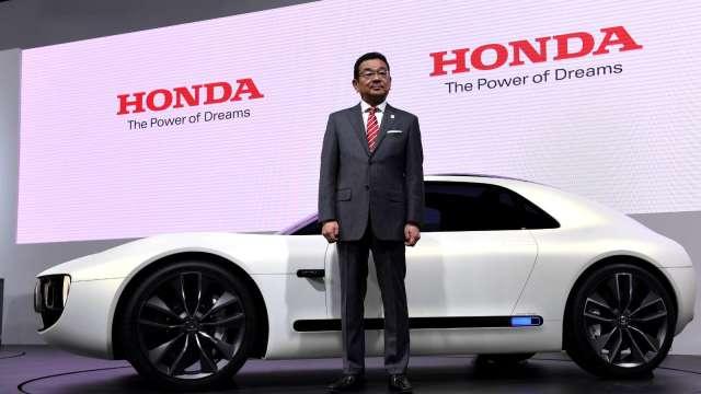 Honda與GM擴大合作 共享平台並攜手研發 (圖片:AFP)