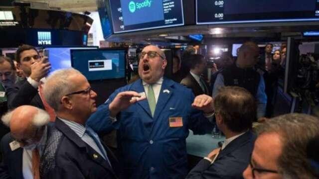 美掀IPO狂潮 今夏熱度六年最盛 借殼上市推波助瀾 (圖:AFP)