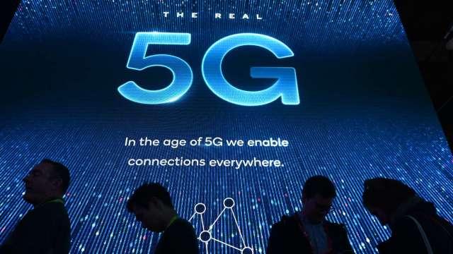5G商機無限!分析師看漲晶片製造商Skyworks(圖片:AFP)