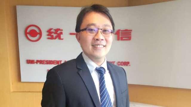 冠軍操盤人統一全球新科基金經理人郭智偉。(圖:統一投信提供)