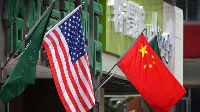 中國推遲更新數家美國新聞機構駐華記者的證件(圖:AFP)