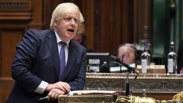 強生威脅無協議脫歐 高盛:達成協議對他更有利(圖:AFP)