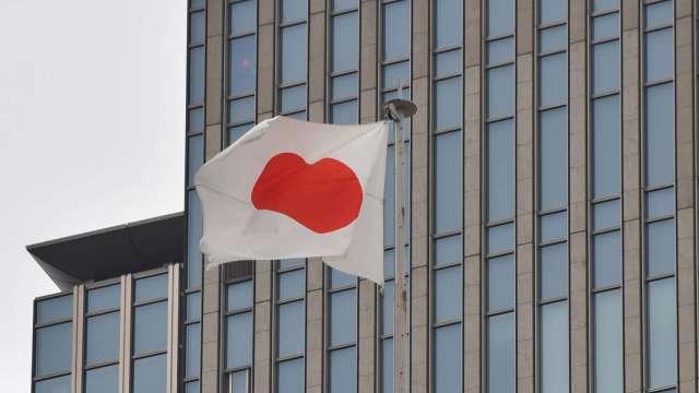 日本下修上季GDP 年率報-28.1%、二次戰後最慘 (圖片:AFP)