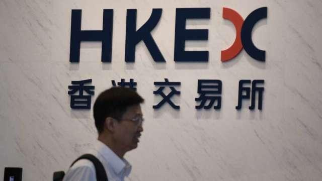 分析師:選前美中關係惡化 預計更多中資企業將轉赴香港上市(圖:AFP)