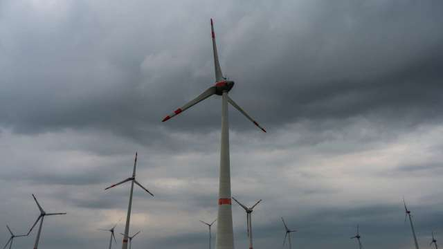 中興電近年經營觸角延伸至離岸風電等綠能或再生能源產業。(圖:AFP)