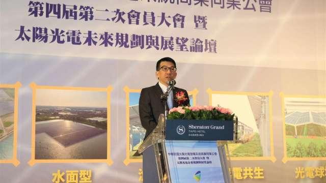 永豐銀深耕綠色金融 融資太陽能電廠約4200座。(圖:永豐銀行提供)