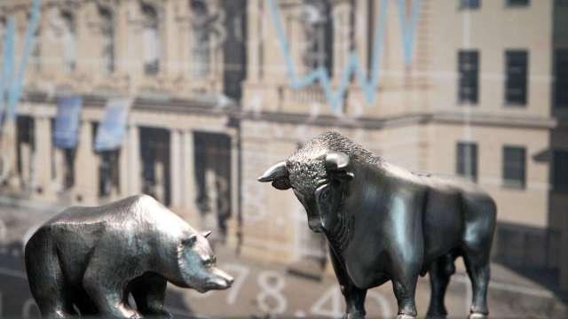 市場氣氛不佳 歐洲股市下挫 原油黃金悉數走跌(圖:AFP)