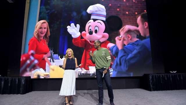串流媒體是未來趨勢!分析師看好Disney+、Hulu 喊買迪士尼 (圖片:AFP)