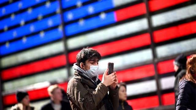 下半年經濟預測?黑石副總裁:美中關係解凍、疫苗是關鍵(圖片:AFP)