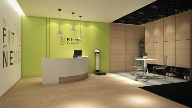 鳳凰旅行社將開設首家健身房Fitnexx。(圖:鳳凰提供)