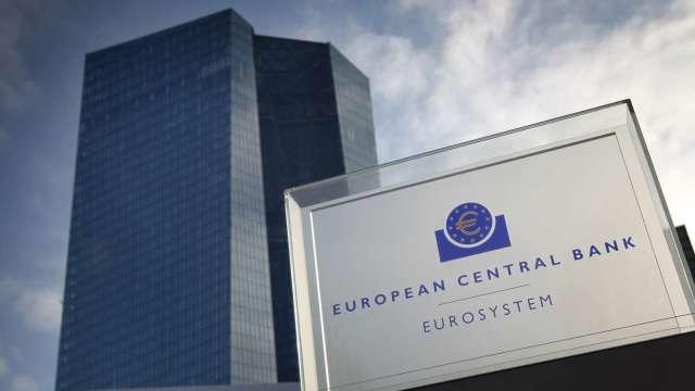 通膨率續探底 分析師:ECB可能微調政策 或隨Fed修訂長期通膨目標 (圖:AFP)