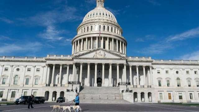 新一輪刺激法案無下文?參議院改推「縮水版」刺激方案(圖片:AFP)