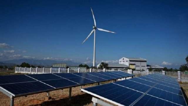 加速綠色經濟發展  摩根大通發行10億美元綠色債券(圖:AFP)
