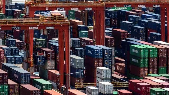 運費上升+貨艙供應不足 南韓出口表現恐繼續承壓(圖片:AFP)