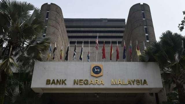 馬來西亞央行維持利率不變 結束今年連4降行動(圖:AFP)