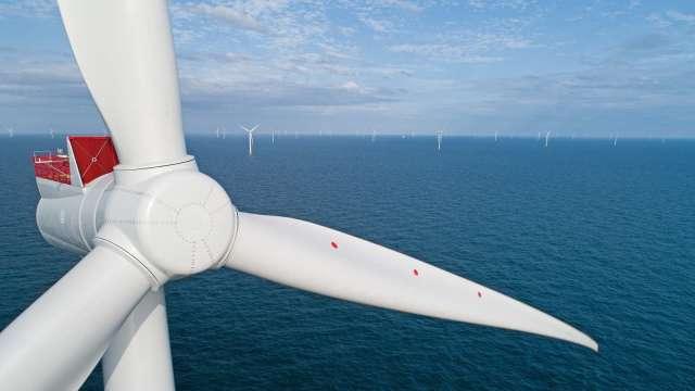 沃旭能源再度在台發行綠債。(圖:沃旭提供)