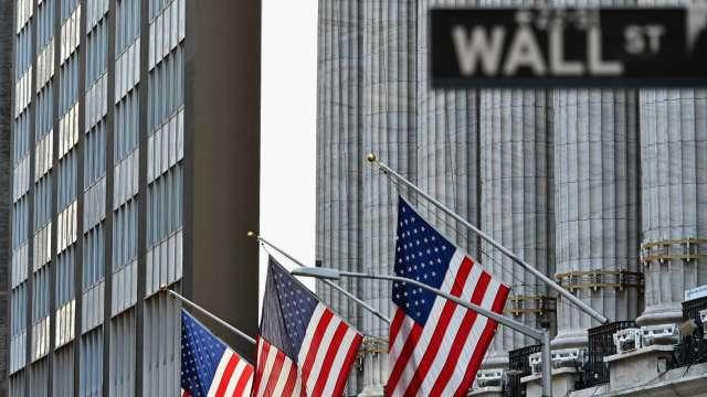高盛:建議投資者在未來三個月中「加碼」股票(圖片:AFP)