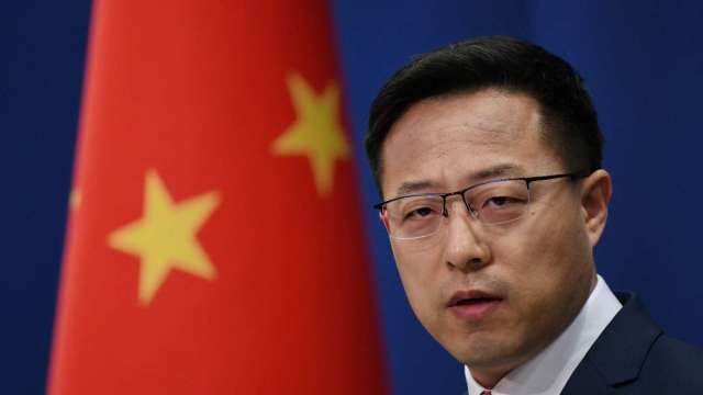 中國外交部:對等限制美駐中外交人員活動 包含駐港總領館 (圖:AFP)
