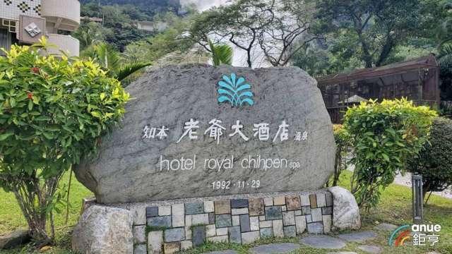 台東知本老爺酒店住房率持續拉高到8-9成。(鉅亨網資料照)