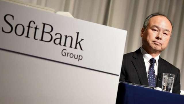 科技股暴跌後 軟銀傳改變選擇權交易策略 (圖:AFP)