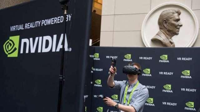 傳軟銀準備以400億美元出售ARM予Nvidia (圖片:AFP)