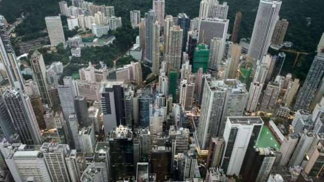房市調控再起 中國8月份70大中城市房價回歸平穩(圖片:AFP)
