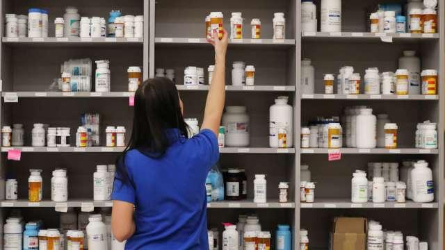 6款藥效不符標準 杏輝:估影響金額380萬元。(圖:AFP)