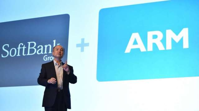 ARM聯合創辦人:公司賣給Nvidia會是一場「災難」(圖:AFP)