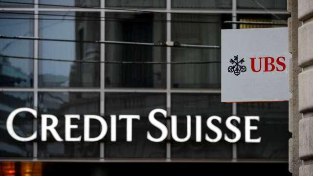 歐洲最大銀行有望誕生!傳瑞銀、瑞信尋求合併 預計明年初達成協議 (圖:AFP)