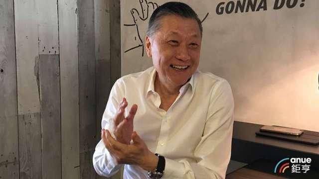 雄獅集團董事長王文傑。(鉅亨網資料照)