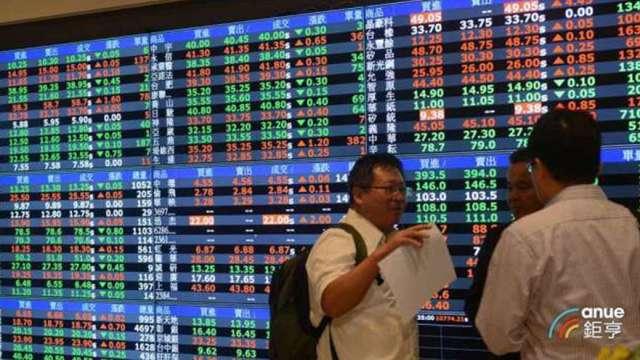 台股今 (15) 日開低走高,呈現股匯雙漲格局。(鉅亨網資料照)