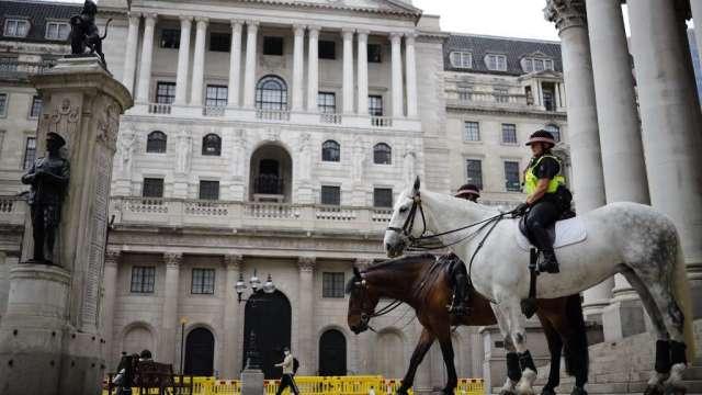 英國5至7月失業率上升 為3月實施封鎖以來首次提高(圖:AFP)