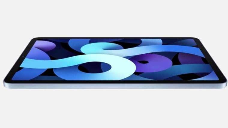 新 iPad Air 率先採 5 奈米晶片 (圖片:蘋果)