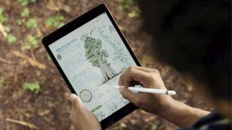 新 iPad 比最暢銷 Windows 筆電快 2 倍 (圖片:蘋果)