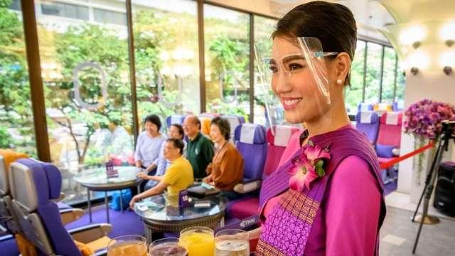 泰國央行主管:旅遊業不提振 泰國經濟將連兩年萎縮(圖:AFP)
