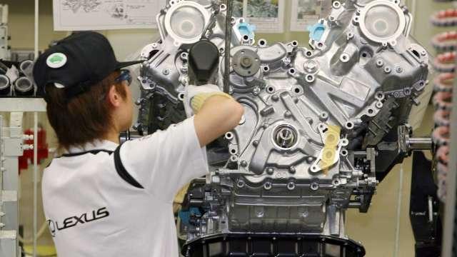日本8月對中出口年增5.1% 連2個月成長 (圖片:AFP)
