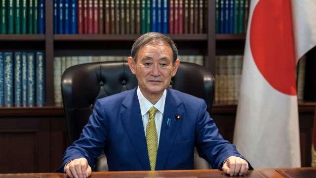 菅義偉正式成為第99任日本首相 新內閣即將上路 (圖片:AFP)