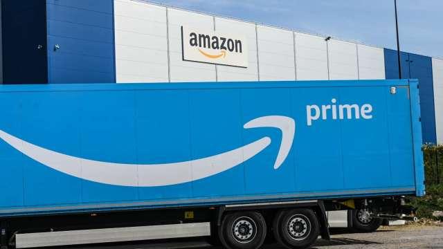 亞馬遜積極擴大物流業務 未來有望與UPS和聯邦快遞競爭(圖片:AFP)