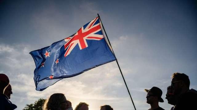 紐西蘭確認陷入經濟衰退!第2季GDP史上最慘(圖片:AFP)