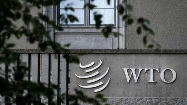 WTO:全球服務貿易基本面強勁 有機會觸底反彈 (圖:AFP)