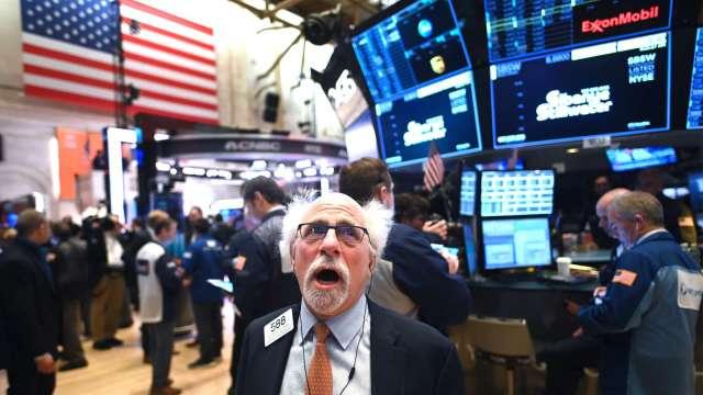 Fed 印鈔已見頂!除非發生這兩種情況。(圖片:AFP)