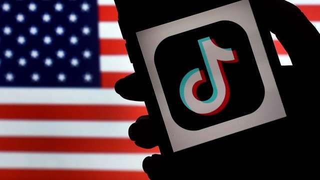 路透:字節跳動計畫 TikTok 赴美 IPO (圖片:AFP)
