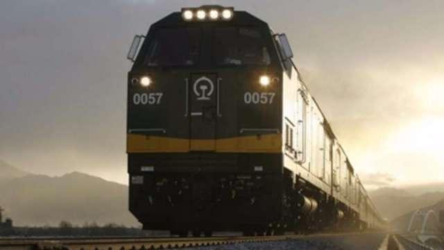 巴隆:消費貨物帶動  推升美鐵路運輸量超越疫情前水平(圖:AFP)