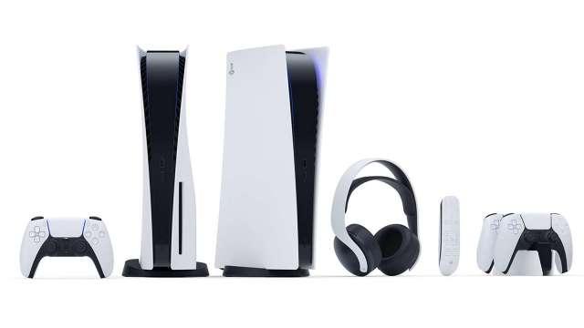 PS5首波預購報捷 燦坤30秒完售。(擷取自PlayStation官網)