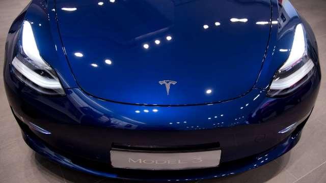 特斯拉Model 3成為德國市場8月份最暢銷電動車(圖片:AFP)