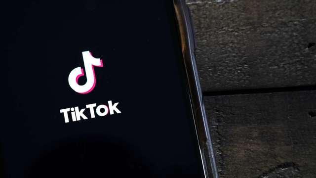 禁令20日生效!TikTok堅決提告 騰訊持續溝通。(圖片:AFP)