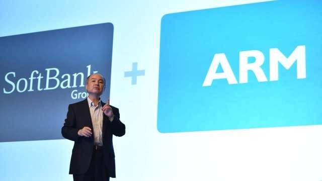 防ARM收購案告吹!Nvidia同意預付軟銀12.5億美元及IP專利費7.5億美元(圖片:AFP)