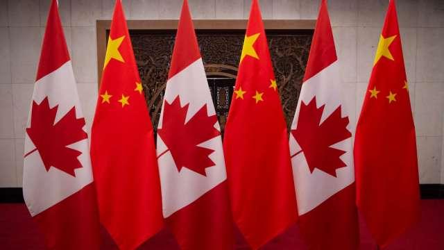 不再追求加中自由貿易 外長:現階段沒這條件了(圖片:AFP)
