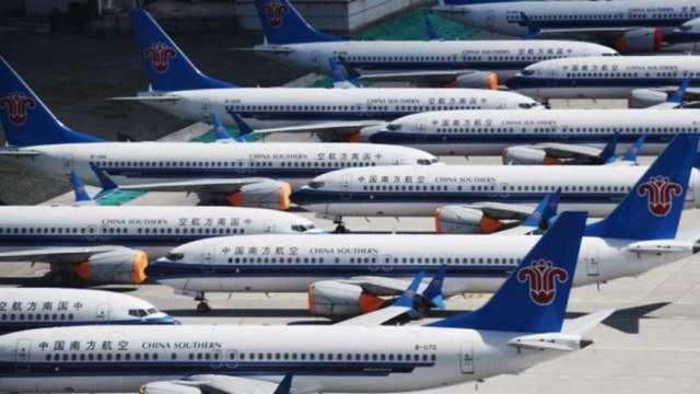 波音吹哨者再次現身  批評737 MAX修正措施不足(圖:AFP)